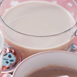 黒糖ジンジャーミルク