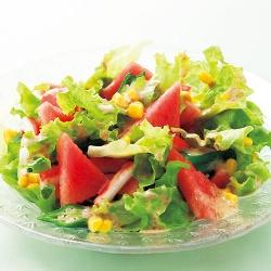 すいかのサラダ