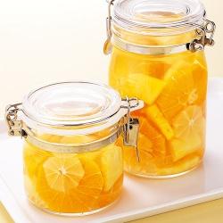 オレンジ&パイン果実酒