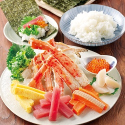 お好み手巻き寿司