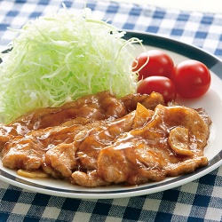 dai-docoro流 豚肉のしょうが焼き