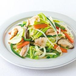 dai-docoro流野菜炒め